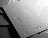 Destudio Business cards