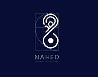 MY LOGO NAME : NAHED