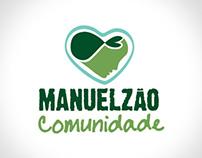 BRANDING -  MANUELZÃO COMUNIDADE