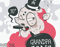 Grandpa gang