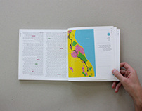 Israel Trail - Book Design
