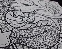 Doodle Dragon Squad - Wilmai