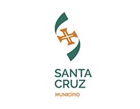 Logótipo Santa Cruz Município V. 2