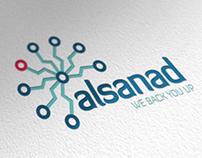 Al-Sanad Branding