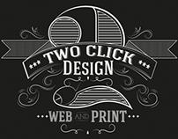 TOW CLICK DESIGN LOGO