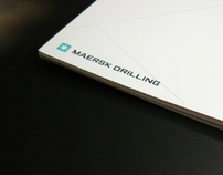 MAERSK DRILLING Visual Identity