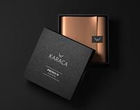 Karaca Black Boxes Mockup