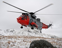 """Rescue 177"" - Royal Navy Search & Rescue"