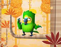 Aves - Tigo