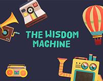 Wisdom Machine: Interactive Installation