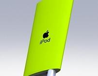 iPod 3D Modelling