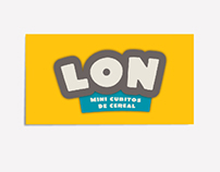 LON, diseño de producto alimenticio