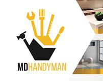 identidad MD Handyman