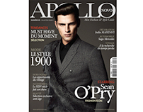 SEAN O'PRY for APOLLO NOVO magazine