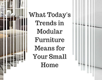 Today's Trends in Modular Furniture