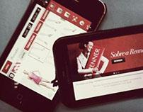Aplicativo Mobile - Lojas Renner