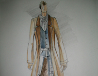Outfit Modeling / Men's Collection