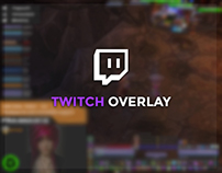 Fragnance Twitch Overlay
