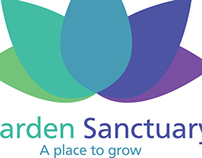 Garden Sanctuary Church Logo