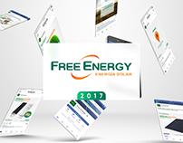 Free Energy - Social Media
