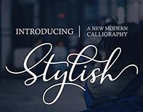 Stylish Script - Font