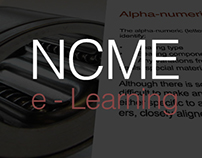 e Learning Design - NCME