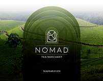 NOMAD tea merchant
