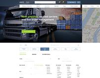 Logistic Web Design