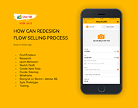 Redesign Flow Selling process of Chotot