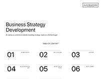 Brand Strategy Electrostore