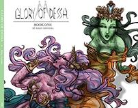 GLORY OF DESSA - BOOK ONE