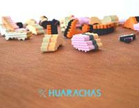 Huarachas * elásticas