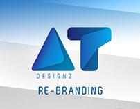 AT Designz re-branding