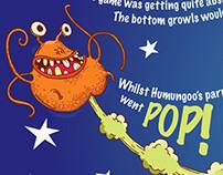 Bottom Burp: Children's Book Illustration