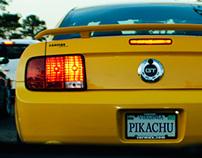Yellow GT
