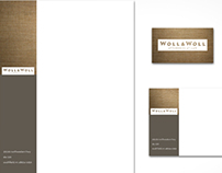 Woll & Woll Identity and Branding