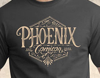 Phoenix Comicon - Art & Marketing