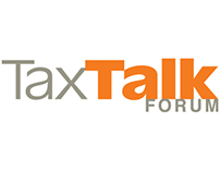 Tax Talk Forum Branding