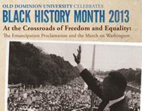 Black History Month 2013 Marketing
