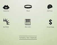 fav bands