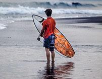 Davide Lopez in Bali • SurfCulture Digital Magazine 19