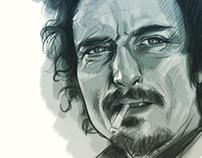 30 min digital sketch