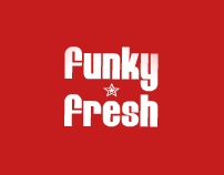 Funky Fresh - Pasties