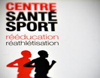 Identity Centre Santé Sport