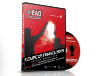 EA GUINGAMP - DVD Artwork
