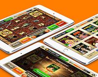 Лотерея «Победа», iOs app