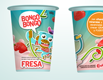 Yogurt Packaging Design V2 (concept)