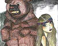Kirra & the Bear