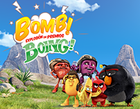 BOING - Sitio Web