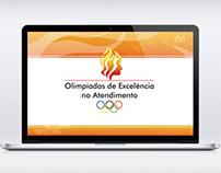 Olimpíadas de Excelência no Atendimento